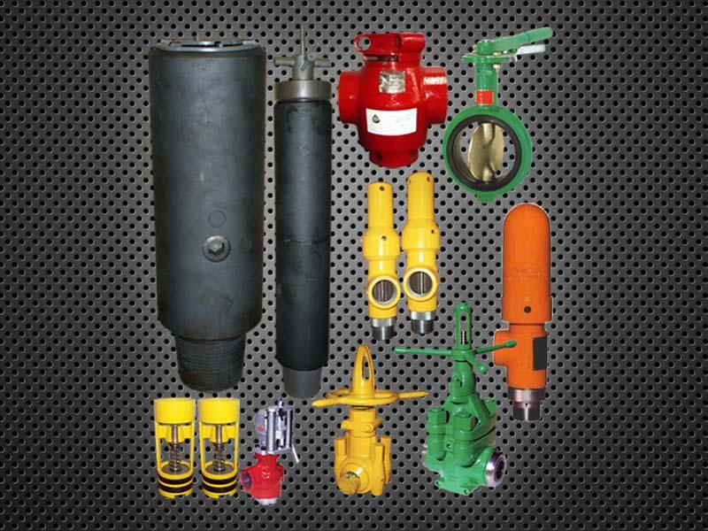 Mashburn Machine & Fabrication Productos